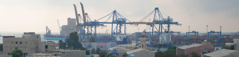Ports et corridors