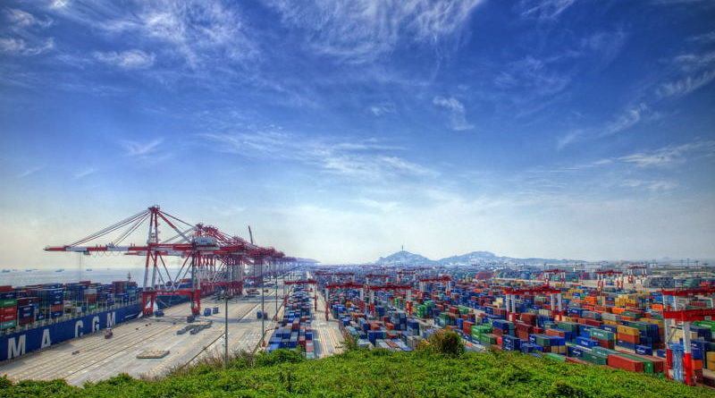 Shanghai et Ningbo Zhoushan gardent leur pole position