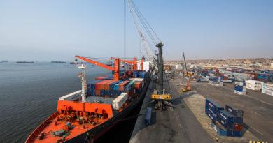 Sogester APM Terminals Luanda