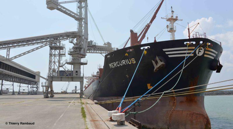 Les céréales vont subir des modifications logistiques dans les prochaines années que le port veut anticiper