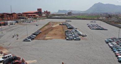 La réalisation d'un port sec s'inscrit dans une stratégie de productivité du terminal.