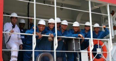 Les marins sont appelés à cesser le travail
