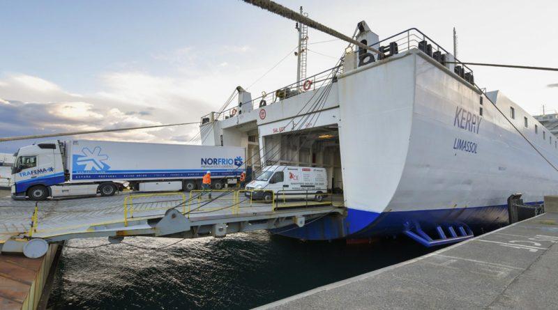 Le fret a sauvé la saison estivale 2020 de Brittany Ferries
