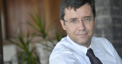 Stéphane Raison nommé à la direction de haropa en juin 2021