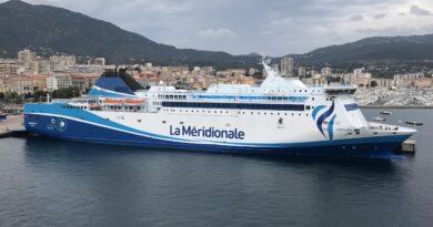 Le Girolata démarrera les liaisons Marseille/Tanger Med