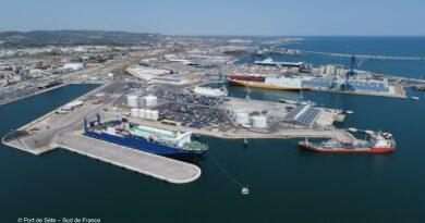 Le branchement de quai va devenir une réalité sur les quais du port héraultais