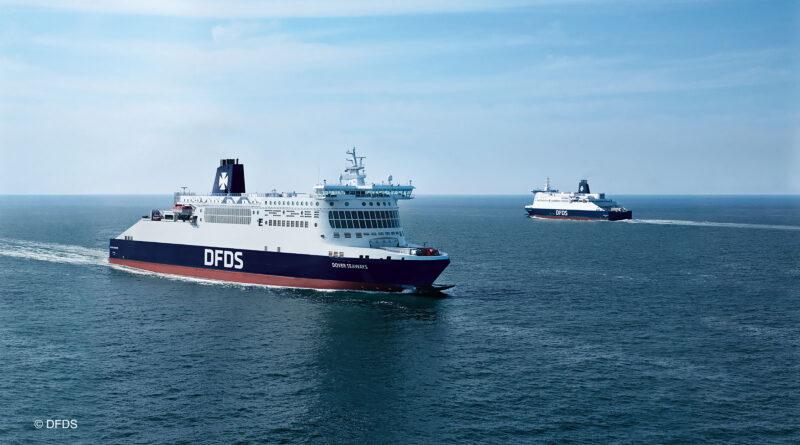 DFDS ouvre un service entre les ports de Dunkerque et de Rosslare
