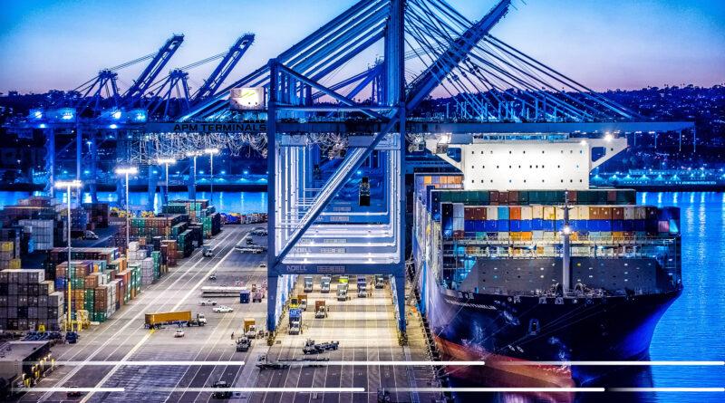 Port Conteneurs Los Angeles