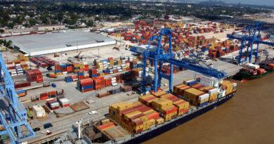 Port Conteneur New Orleans