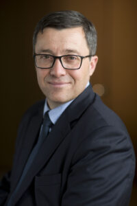 Stéphane Raison, préfigurateur et DG de Haropa