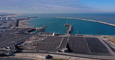 Calais Port 2015 Transmanche