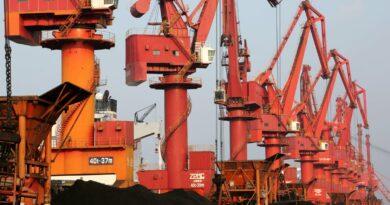 Des dizaines de minéraliers et leurs équipages immobilisés en Chine