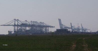 Port Conteneur Le Havre