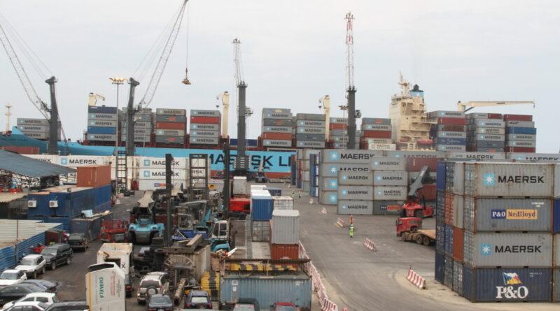 Port Luanda Terminal Polyvalent