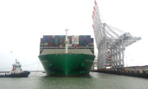 CMA CGM Conteneurs GPM Le Havre