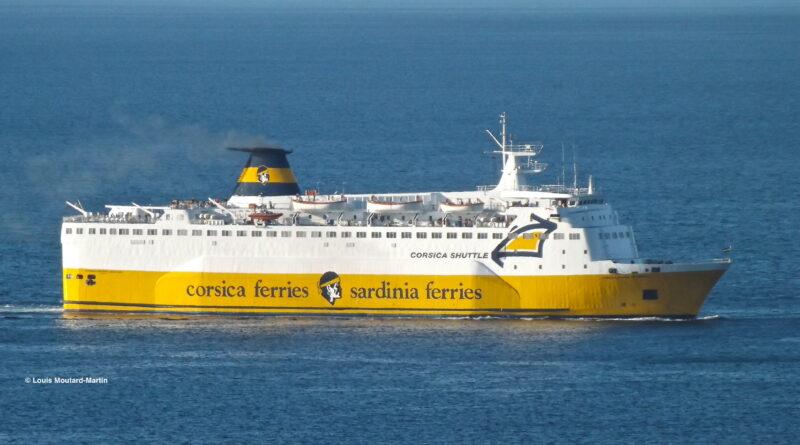 Corsica Ferries Algérie Toulon