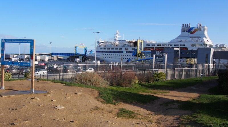 Transmanche Caen-Ouistreham Brittany Ferry