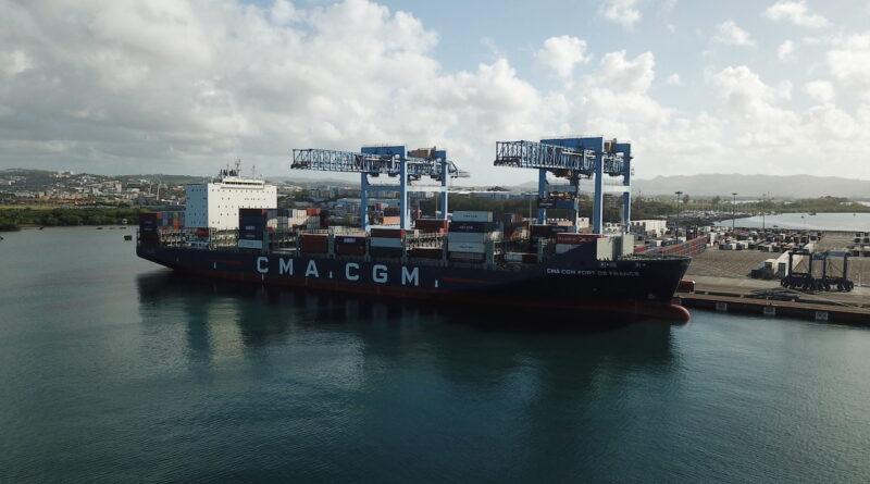 GPM Martinique Conteneurs