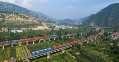 Conteneur ferroviaire Chine Europe