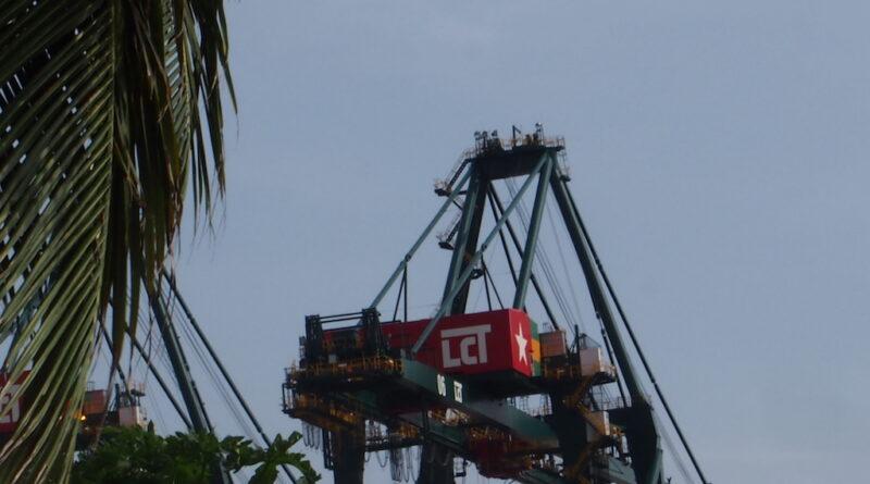 Conteneurs Lomé Port