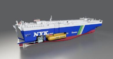 Roulier: des navires plus écologiques entrent en flotte