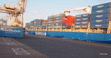 Nile Dutch Conteneurs GPM Le Havre