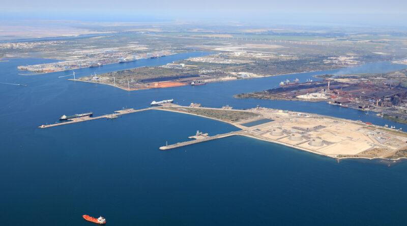 GPM Marseille-Fos Conteneurs port entrepreneur