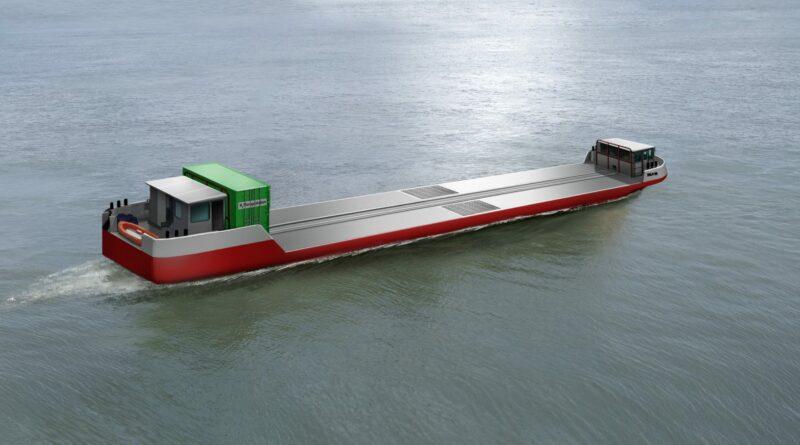 CFT Hydrogène fluvial