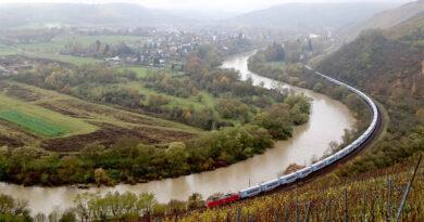 Maersk Train Chine Europe