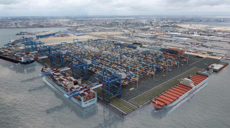 Bolloré Ports Terminal Conteneurs Abidjan
