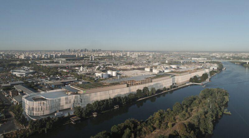 Greendock Logistique urbaine Haropa Port