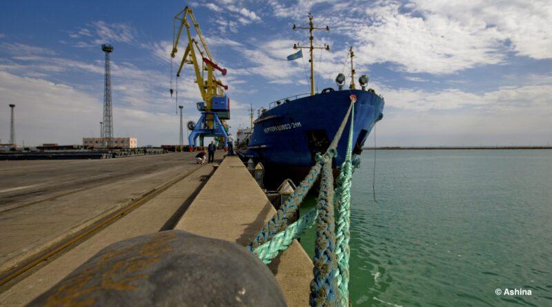 Conteneur conventionnel fluvio-maritime