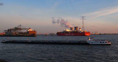 Port Conteneur Anvers Hamburg Sud