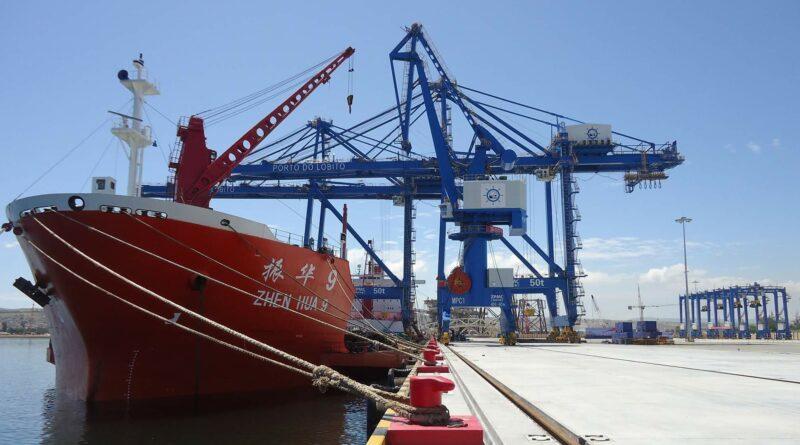 Port Lobito Conteneurs conventionnel