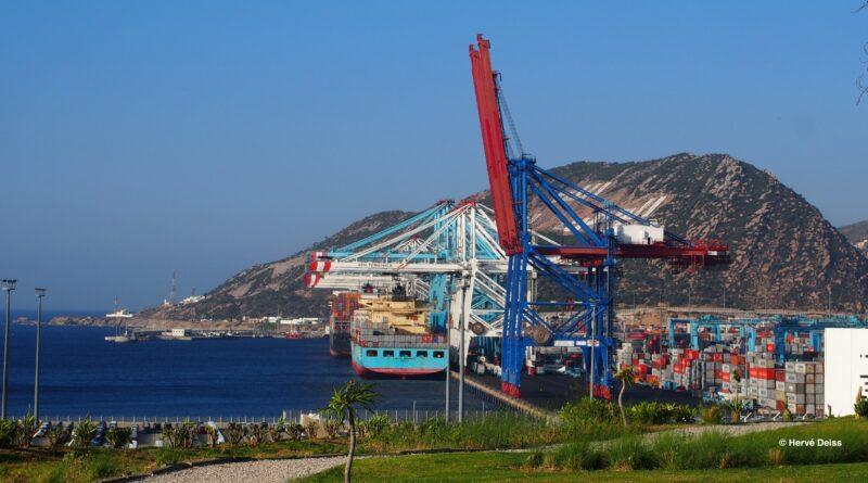 Tanger Med Conteneurs Maersk