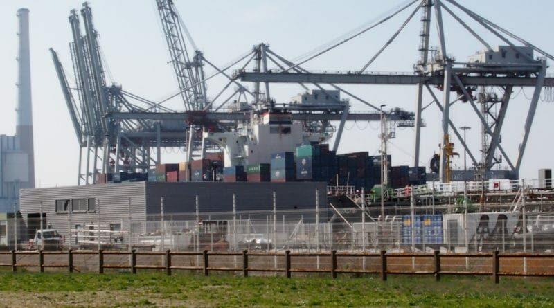 GPM Le Havre Haropa Umep