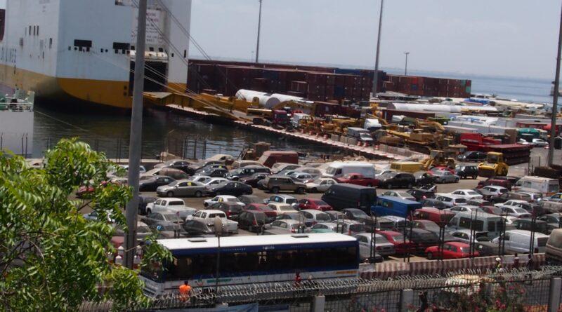 Roulier Port Importation Guinée Conakry