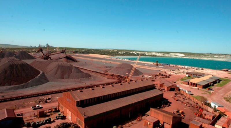 Port Afrique du Sud Transnet