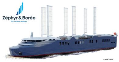 Transmanche Bluie Channel Line