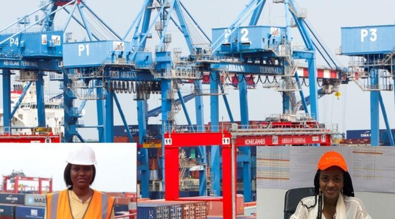 Bolloré Femme Logistique Afrique
