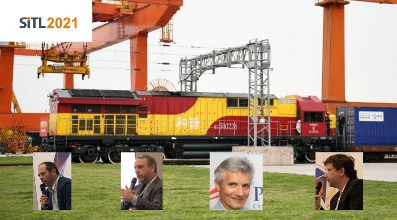 Routes de la Soie ferroviaire