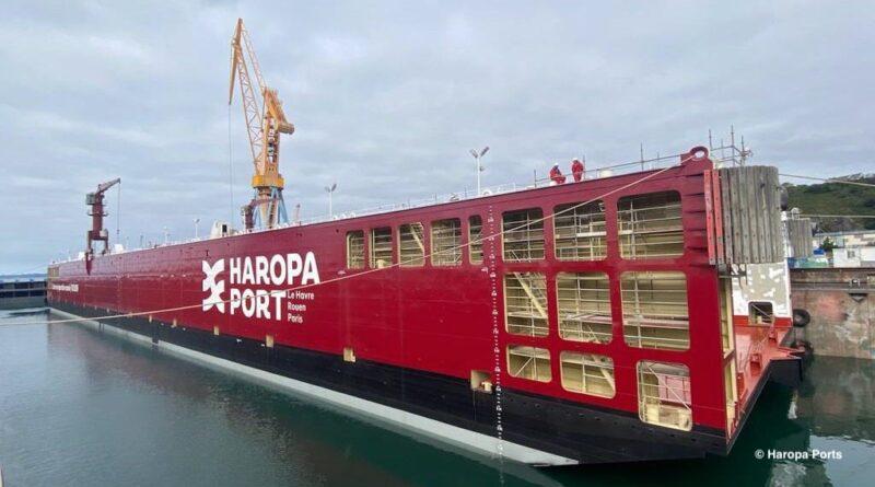 Dock flottant Port Rouen