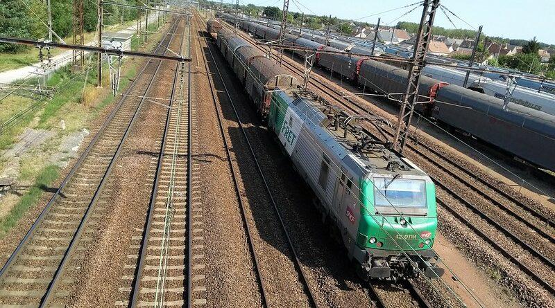 Fret Ferroviaire SNCF Réseau