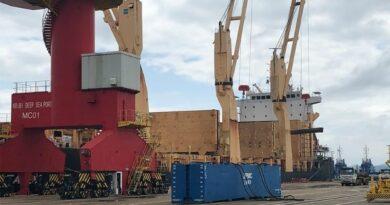 SITL Conteneurs Port Transition écologique