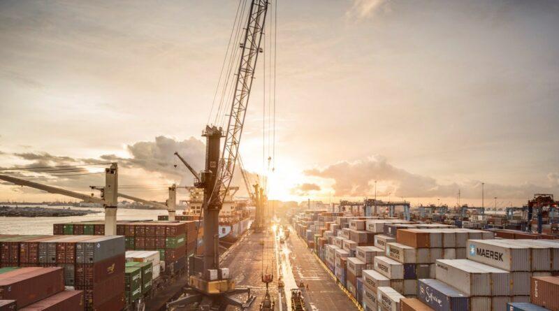 Apapa Terminal Lagos Port