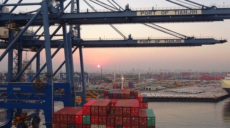 Port Chine Conteneurs APM Terminals