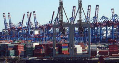 Port New York Conteneur