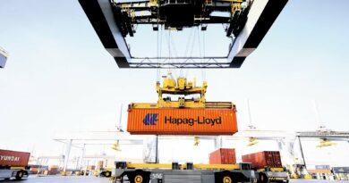 Automatisation Hapag Lloyd Rotterdam Terminal