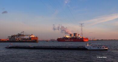 Port d'Anvers: toutes les filières en progression au troisième trimestre
