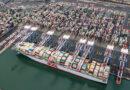 Long Beach Port Logistique Conteneur